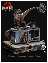 Jurassic Park Kitchen Scene – 3D Print Model