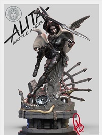 Alita Battle Angel – 3D Print Model