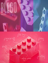 Blego Bricks Plastic Shader