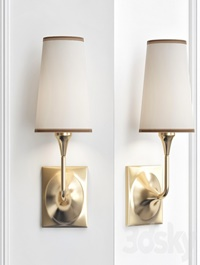 Baker Lur Wall Sconce