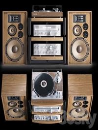 Vintage Pioneer Hi-Fi 70x