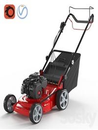 Lawn mower DDE WYZ18