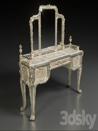 Chest of drawers Louis XV v1.0