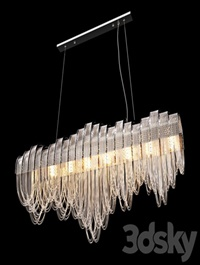 Crystal lux lamp CITY LIGHTS SP9