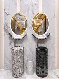 Sinks - gabbiony
