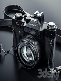 The Camera Zenit 11