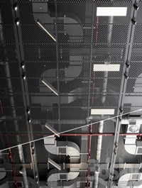 Industrial ceiling SAS International 2