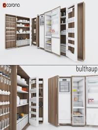 Bulhaup B2 kitchen set