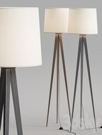 Aromas del Campo Tripod Floor Lamps