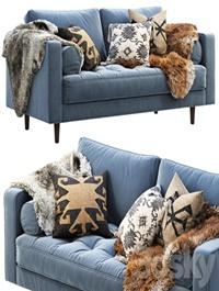 Article Sven Loveseat Sofa